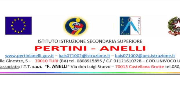 Anno Calendario 2020.Calendario Anno Scolastico 2019 2020 Iiss Pertini Anelli
