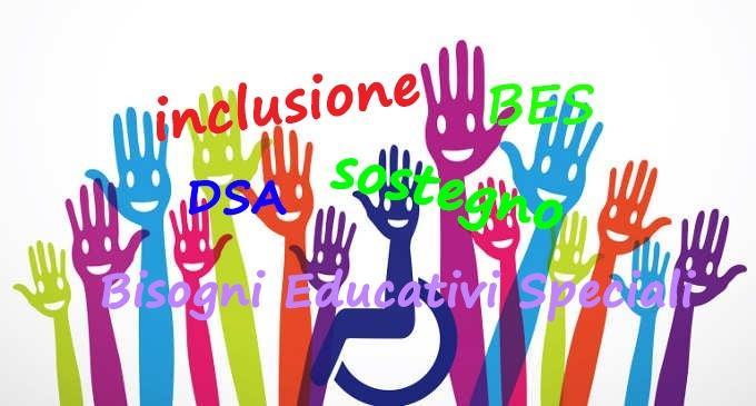 Il progetto INCLUSIONE | IISS Pertini-Anelli